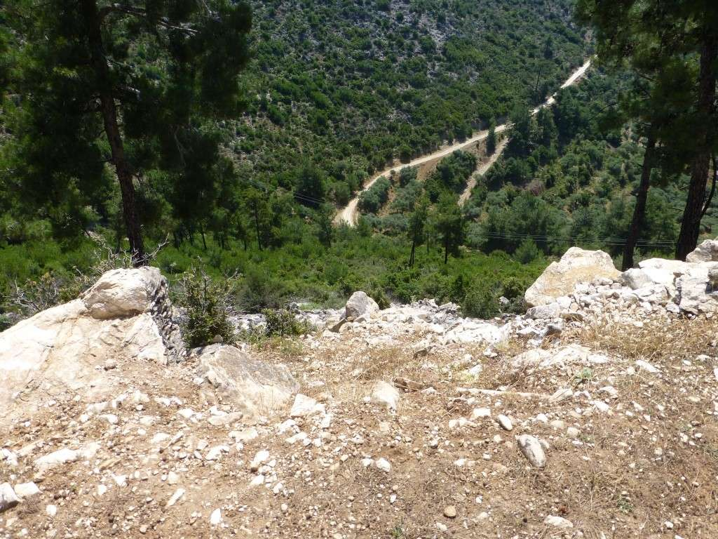 Greece, Island of Thassos, 2014 Part 1 04211