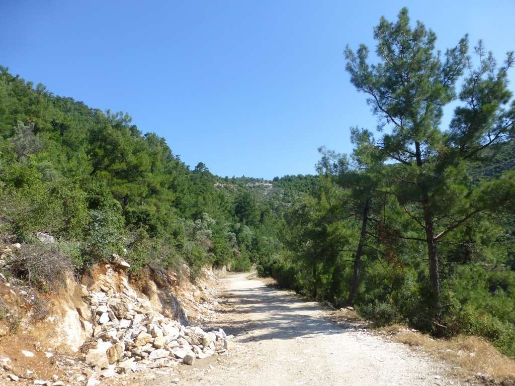 Greece, Island of Thassos, 2014 Part 1 04214