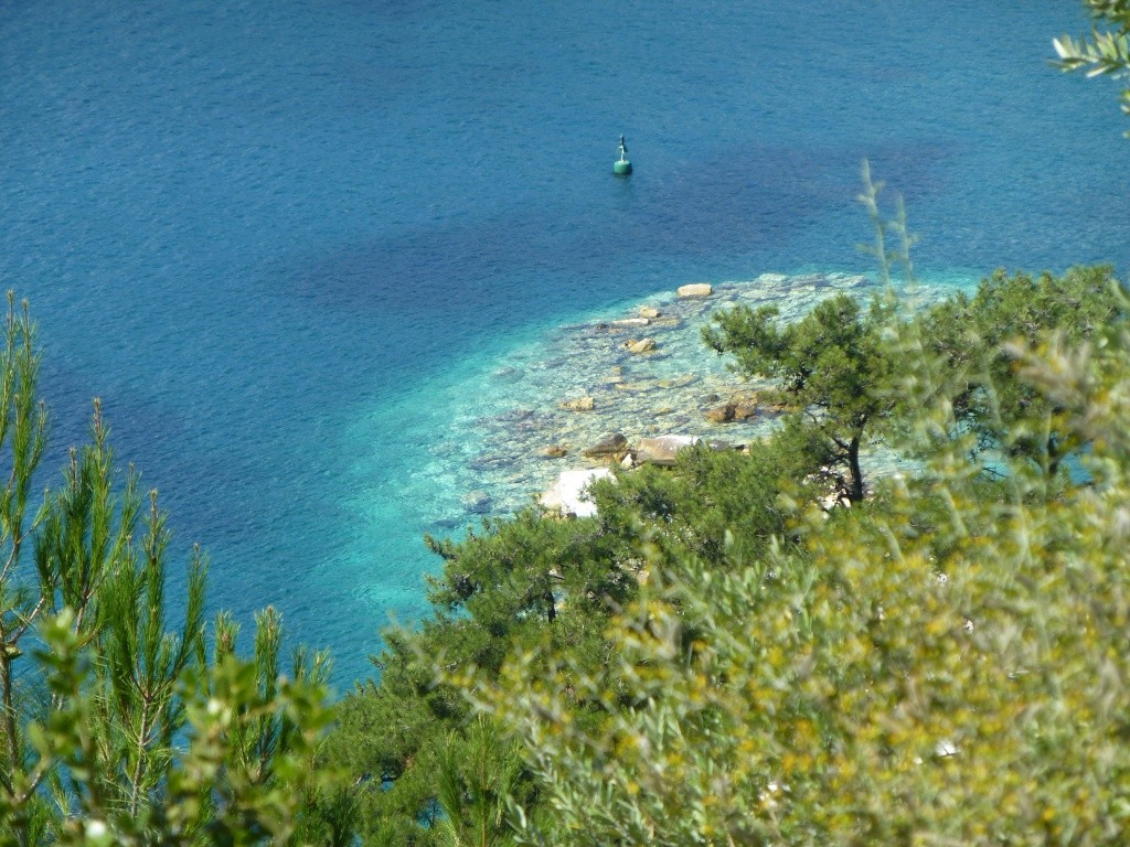 Greece, Island of Thassos, 2014 Part 1 04310