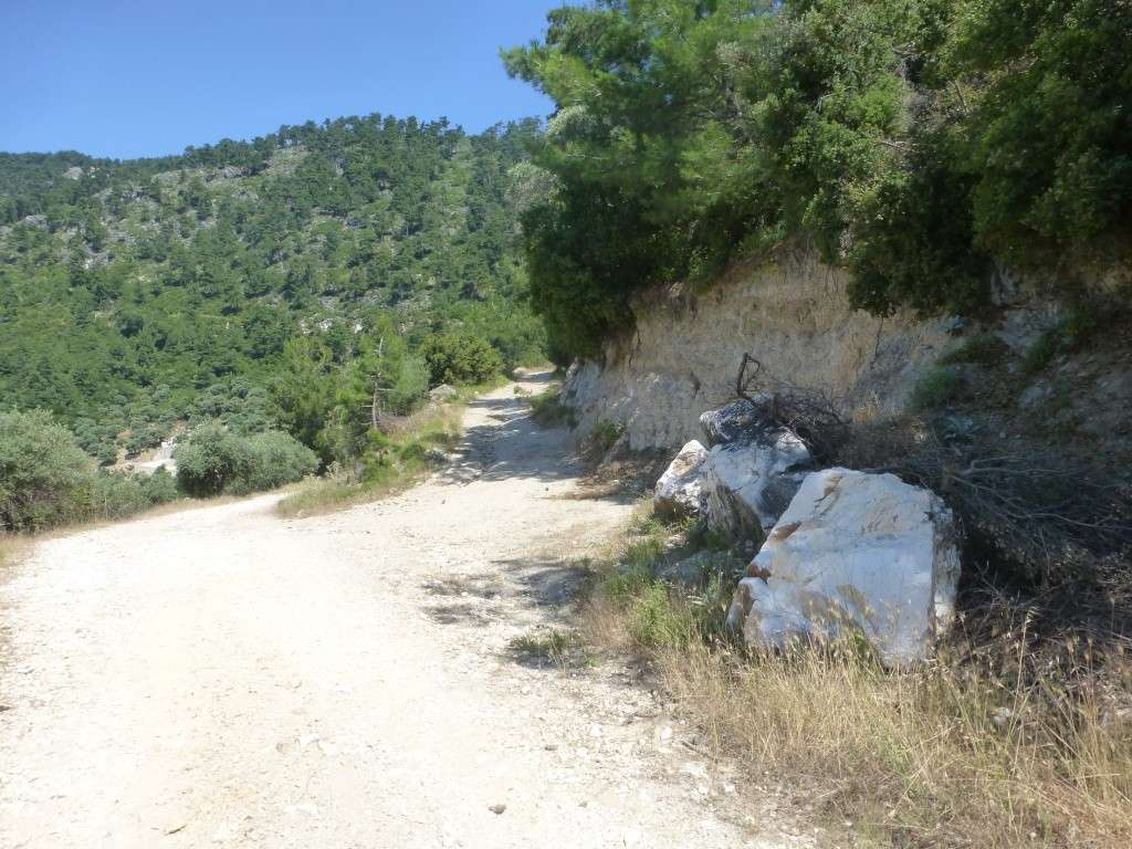Greece, Island of Thassos, 2014 Part 1 04410
