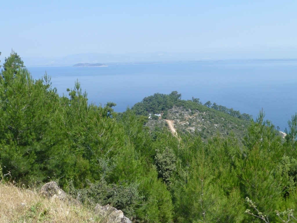 Greece, Island of Thassos, 2014 Part 1 04710