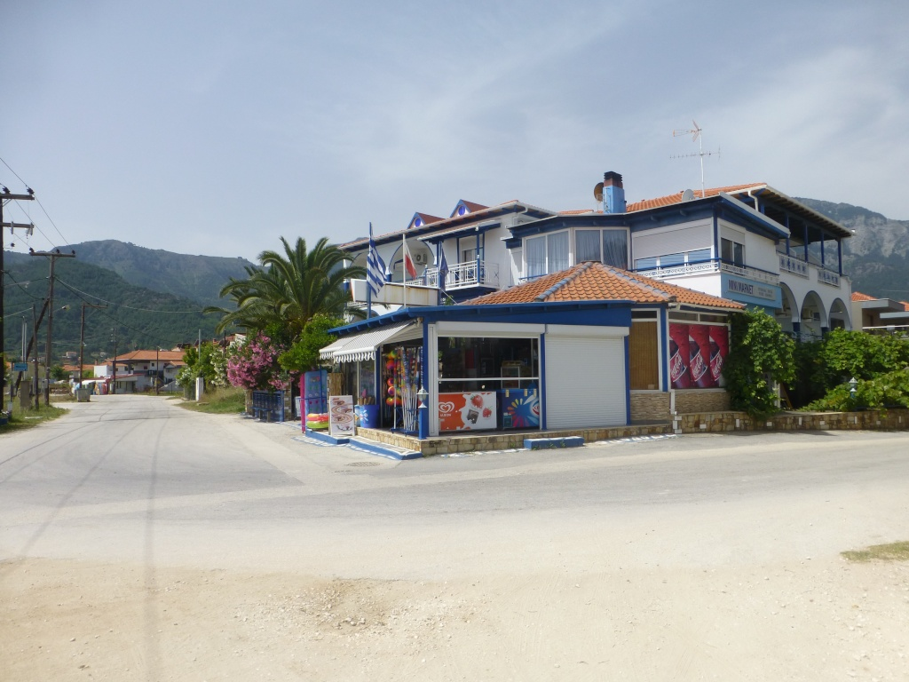 Greece, Island of Thassos, 2014 Part 1 05011