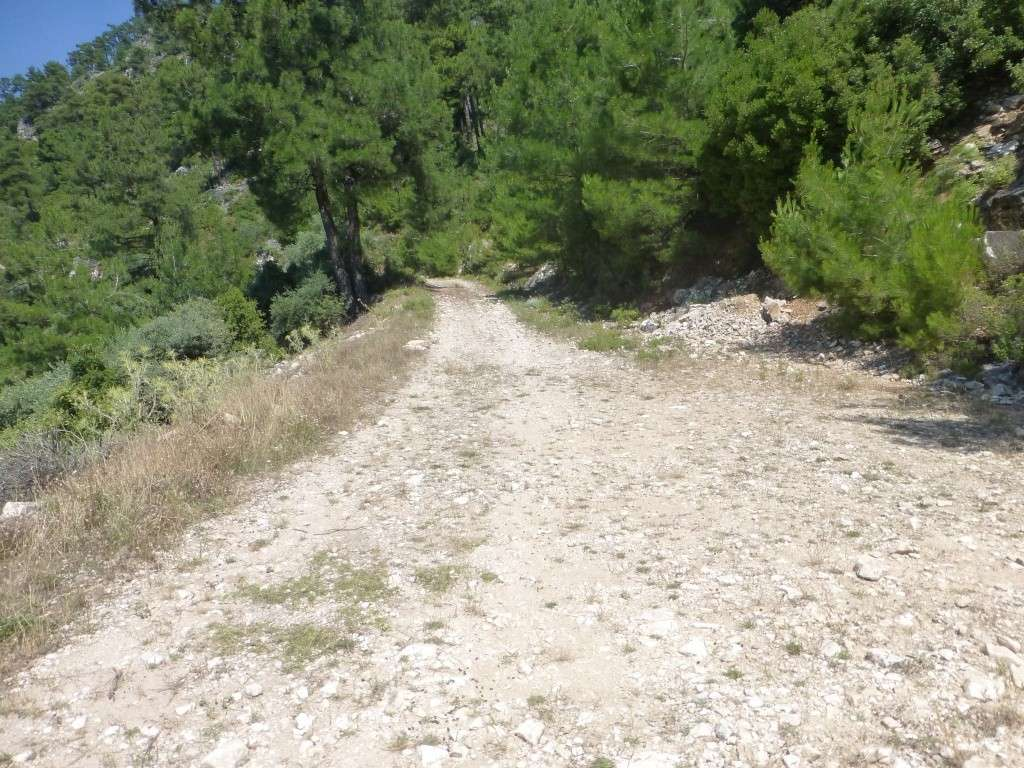 Greece, Island of Thassos, 2014 Part 1 05111