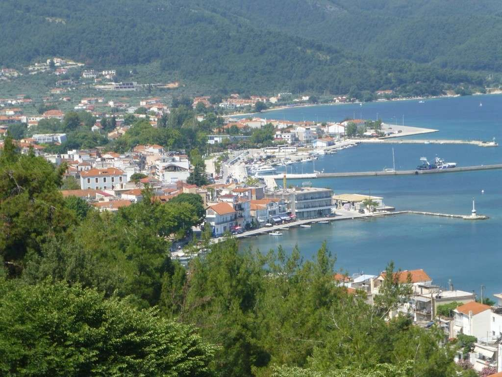Greece, Island of Thassos, 2014 Part 1 05113