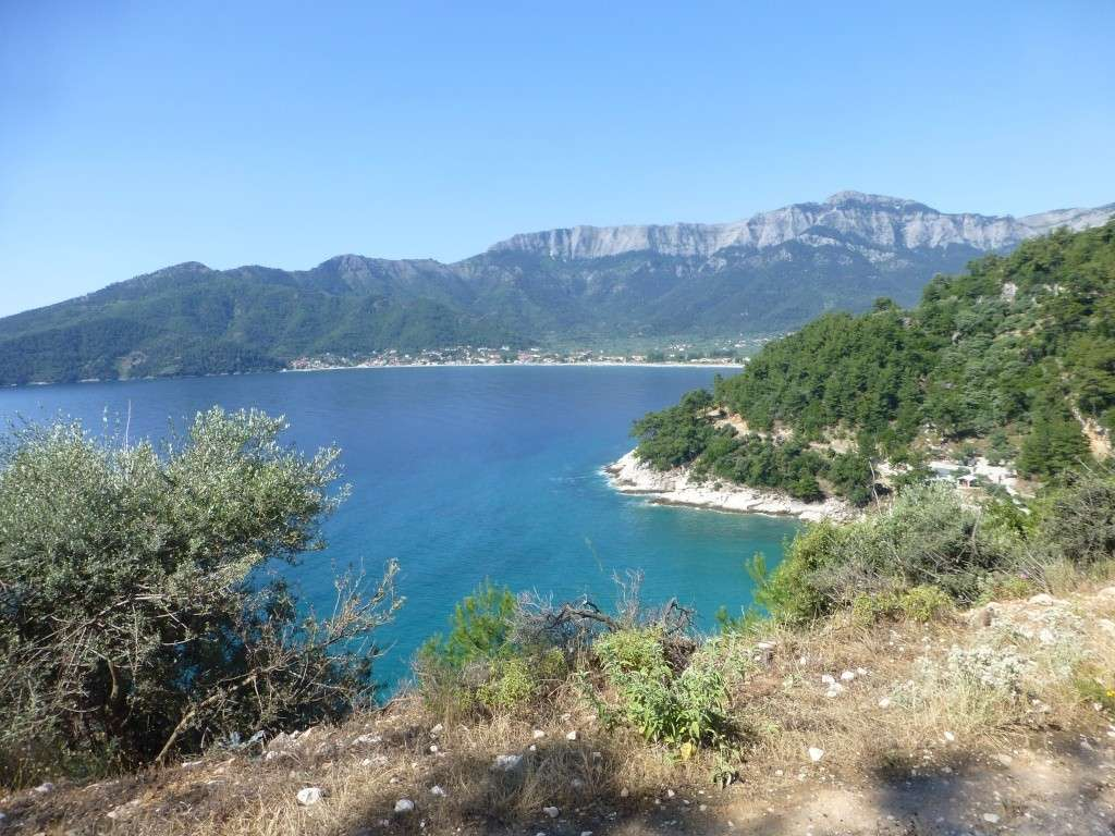 Greece, Island of Thassos, 2014 Part 1 05211