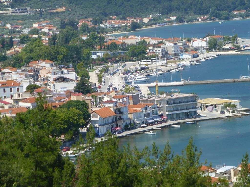 Greece, Island of Thassos, 2014 Part 1 05212