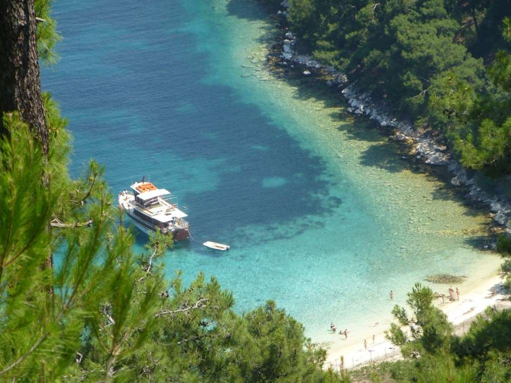 Greece, Island of Thassos, 2014 Part 1 05311