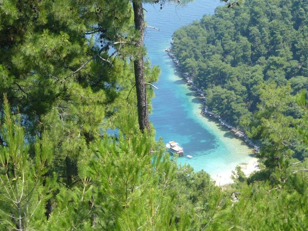 Greece, Island of Thassos, 2014 Part 1 05410