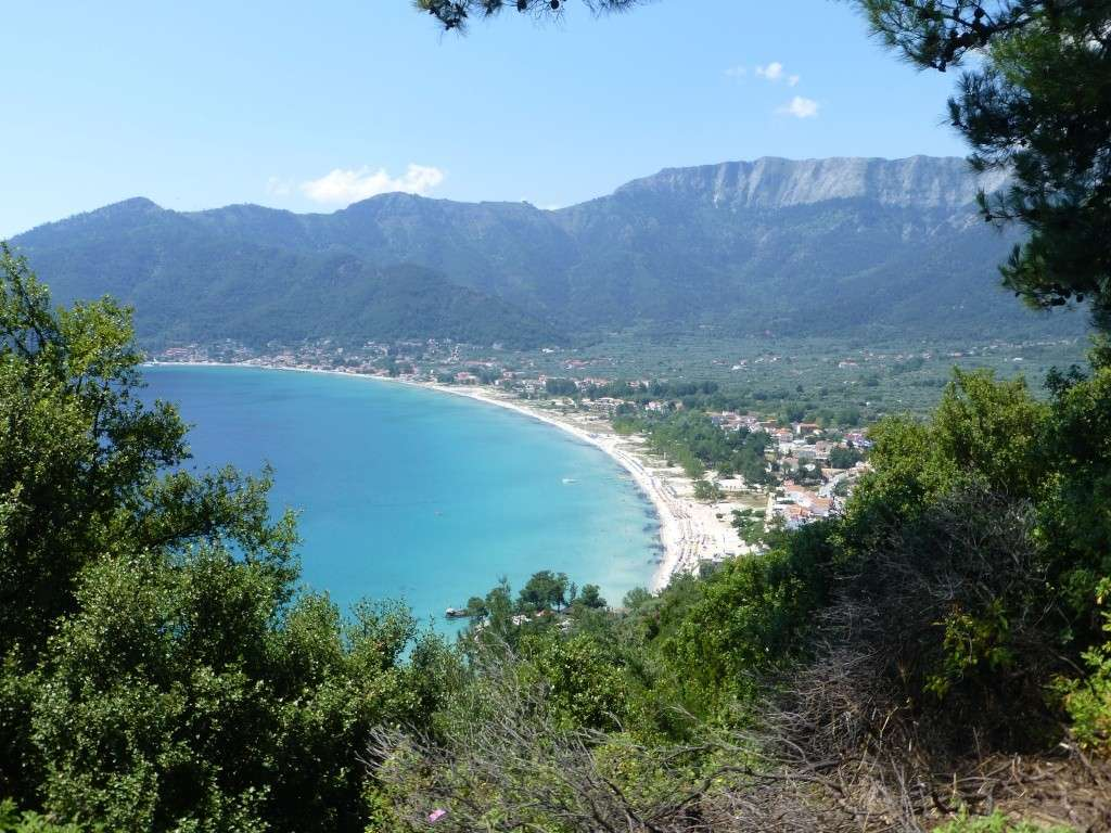 Greece, Island of Thassos, 2014 Part 1 05610
