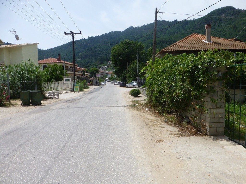 Greece, Island of Thassos, 2014 Part 1 05710