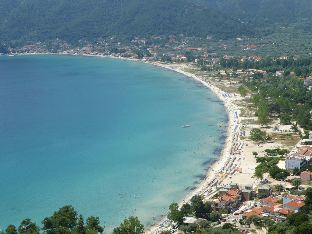 Greece, Island of Thassos, 2014 Part 1 05810