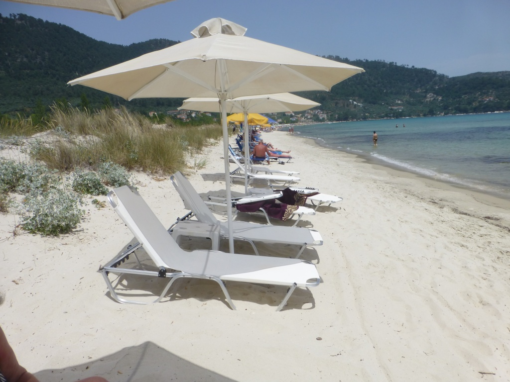 Greece, Island of Thassos, 2014 Part 1 05812