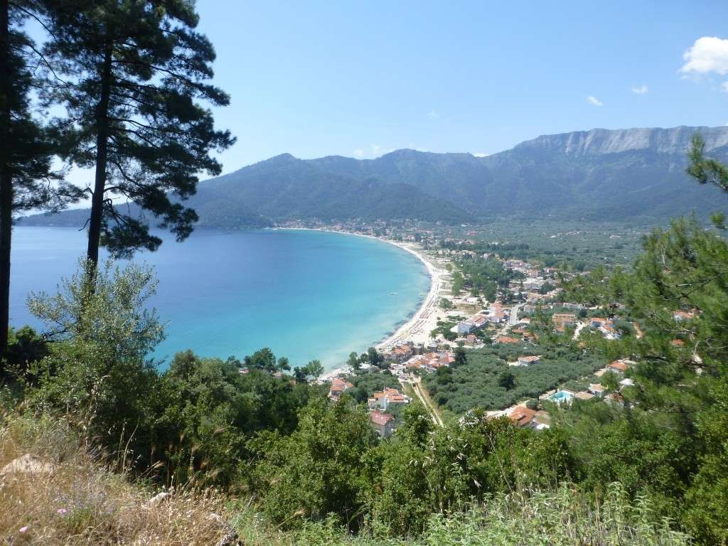 Greece, Island of Thassos, 2014 Part 1 05910