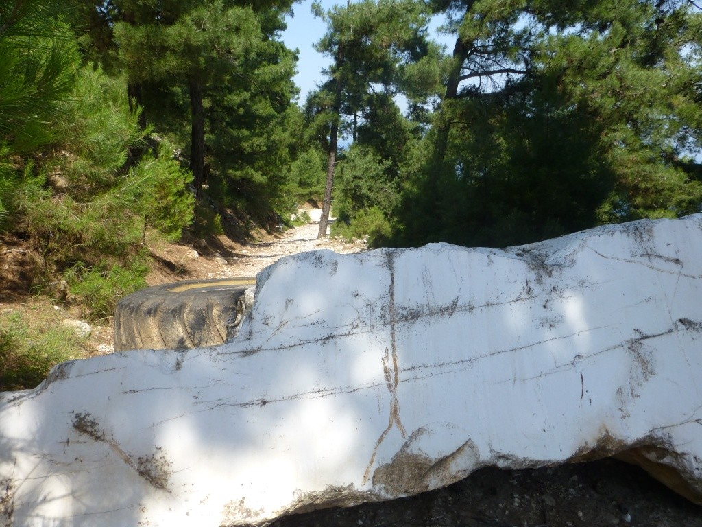 Greece, Island of Thassos, 2014 Part 1 05911