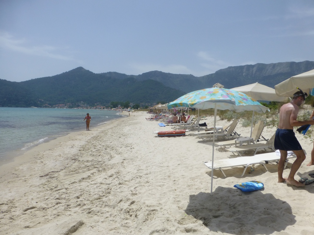 Greece, Island of Thassos, 2014 Part 1 05914