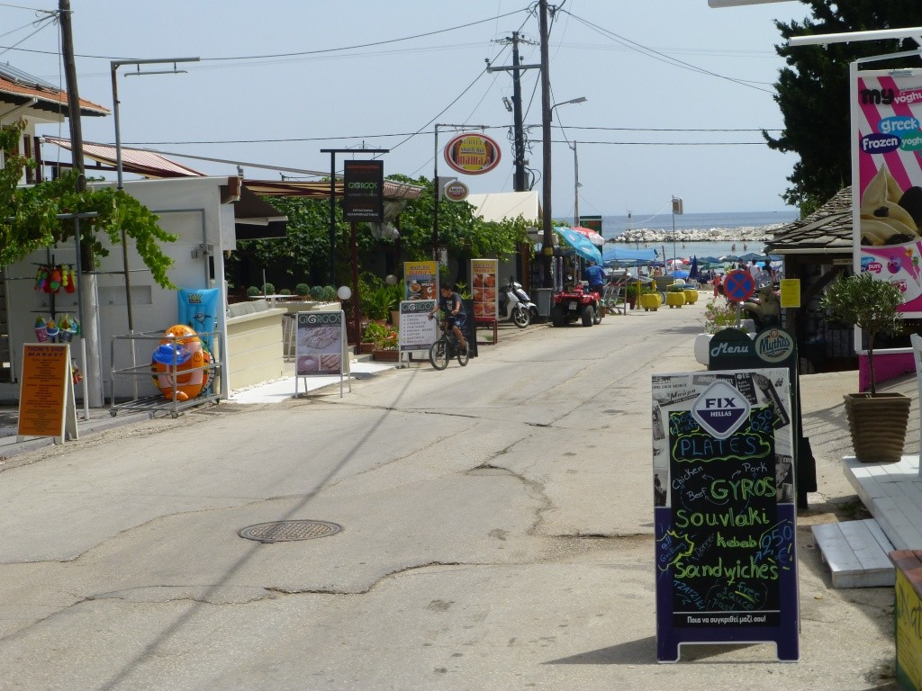 Greece, Island of Thassos, 2014 Part 1 06011