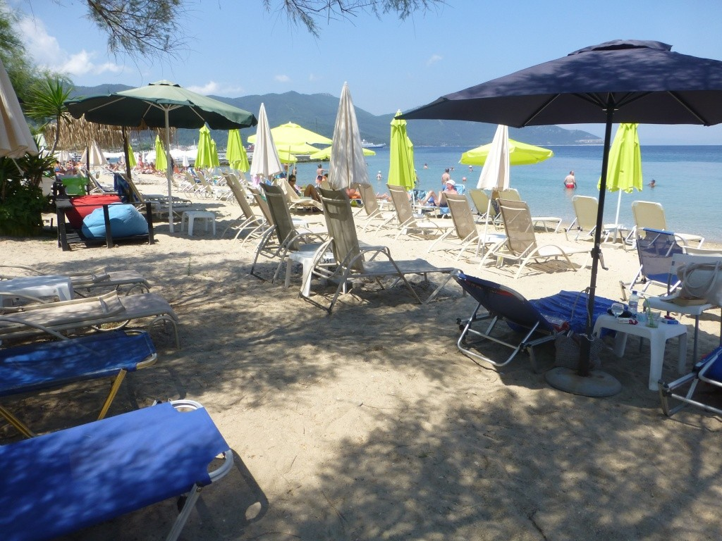 Greece, Island of Thassos, 2014 Part 1 06013