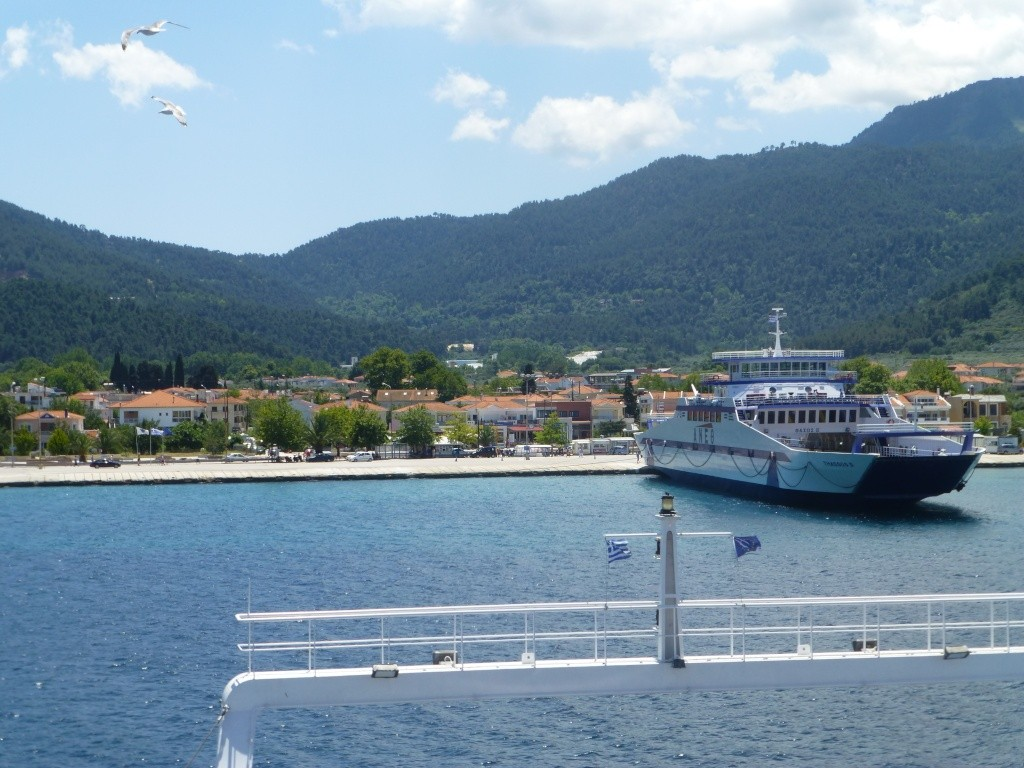 Greece, Island of Thassos, 2014 Part 1 06110