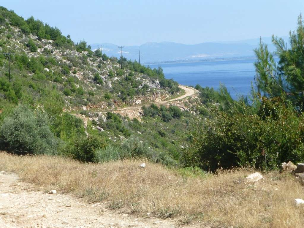 Greece, Island of Thassos, 2014 Part 1 06114