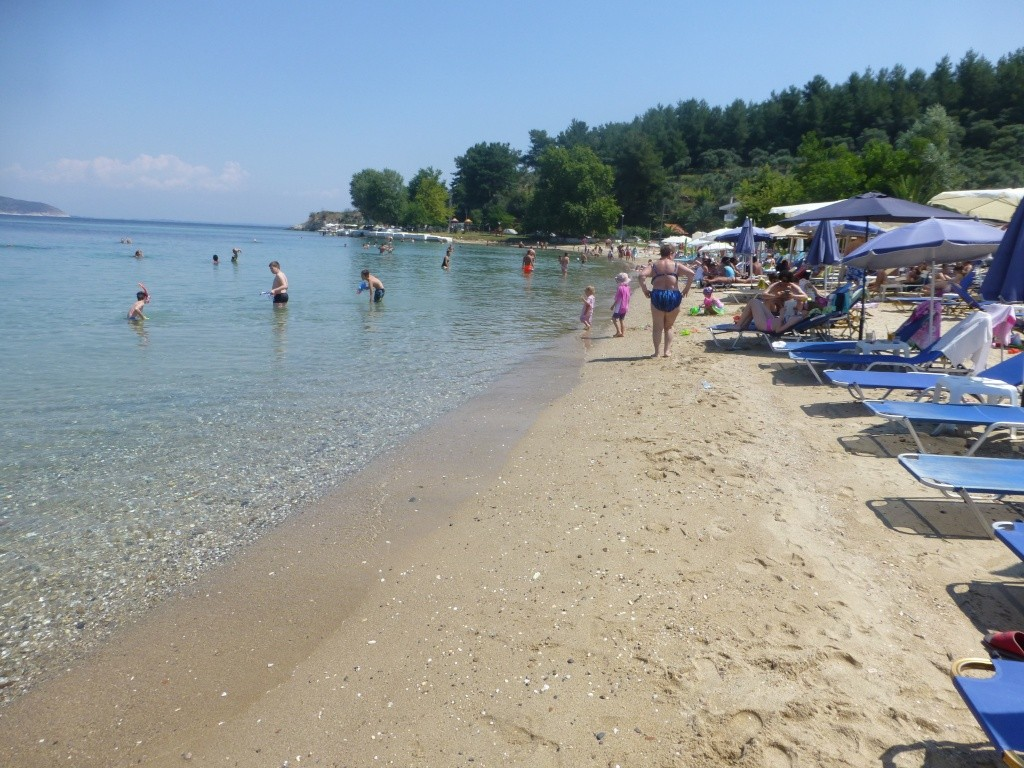 Greece, Island of Thassos, 2014 Part 1 06115