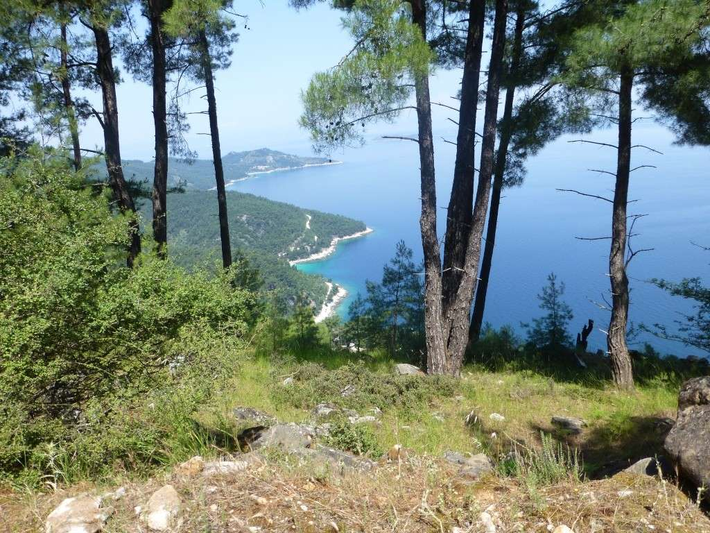 Greece, Island of Thassos, 2014 Part 1 06510