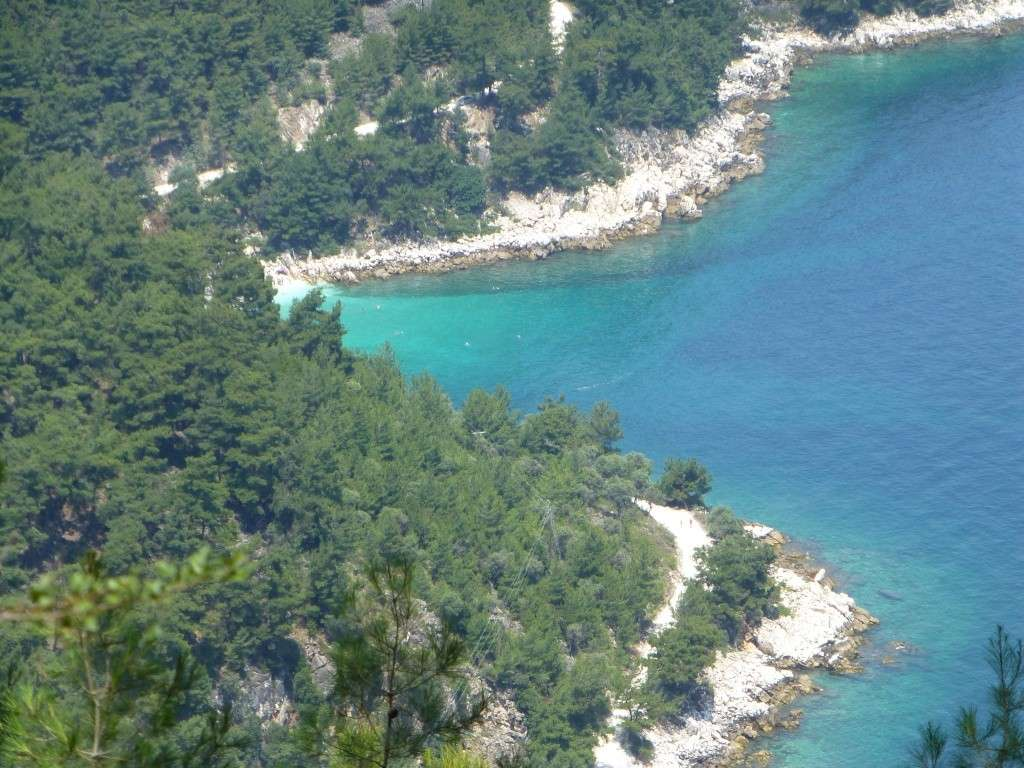Greece, Island of Thassos, 2014 Part 1 06611