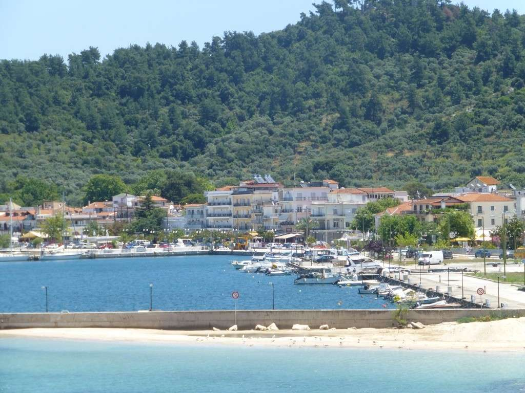 Greece, Island of Thassos, 2014 Part 1 06810