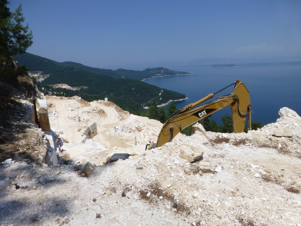 Greece, Island of Thassos, 2014 Part 1 06811