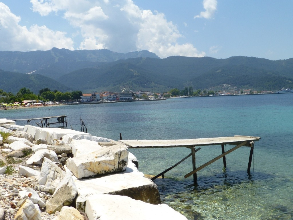 Greece, Island of Thassos, 2014 Part 1 06912