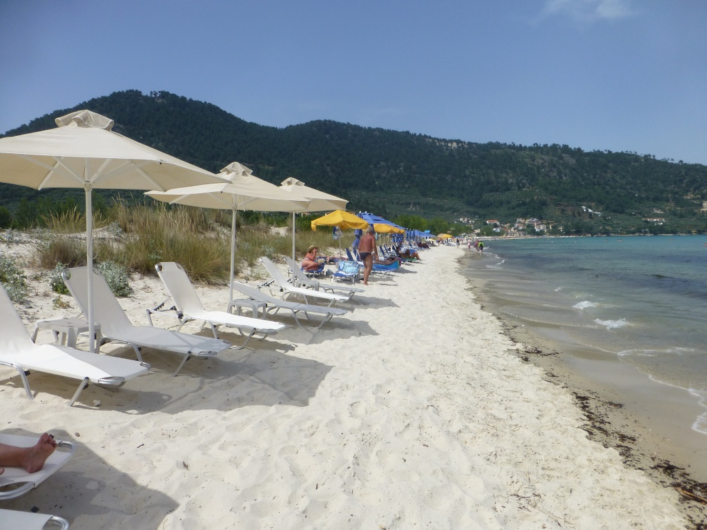 Greece, Island of Thassos, 2014 Part 1 07011