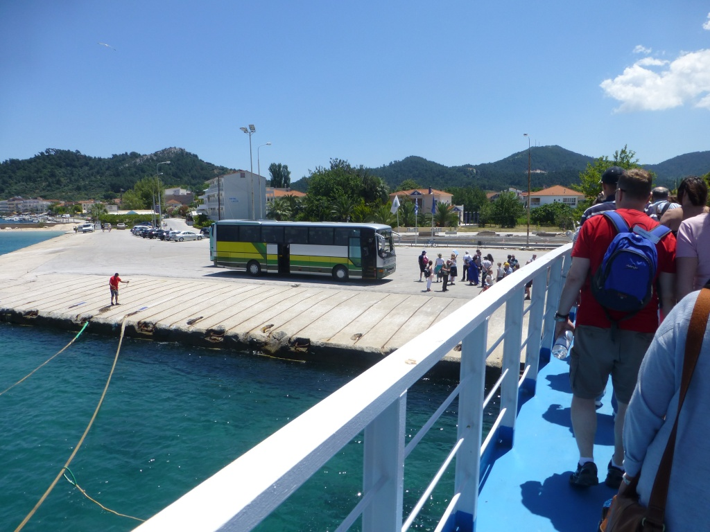 Greece, Island of Thassos, 2014 Part 1 07110