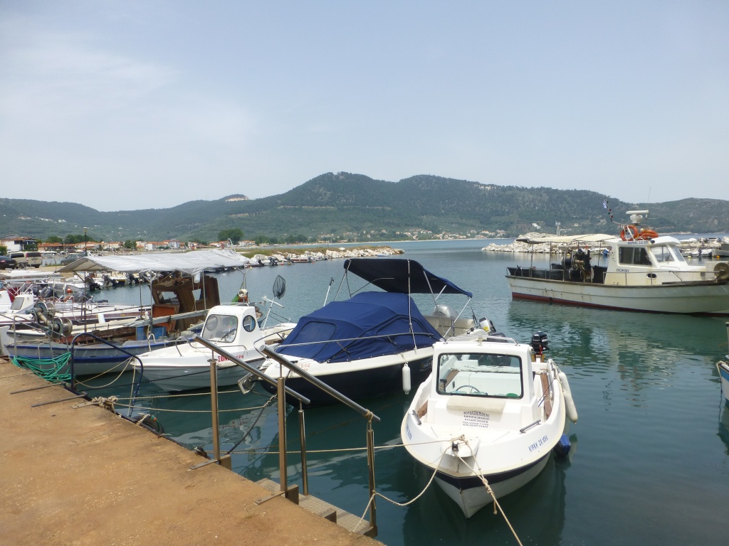 Greece, Island of Thassos, 2014 Part 1 07312