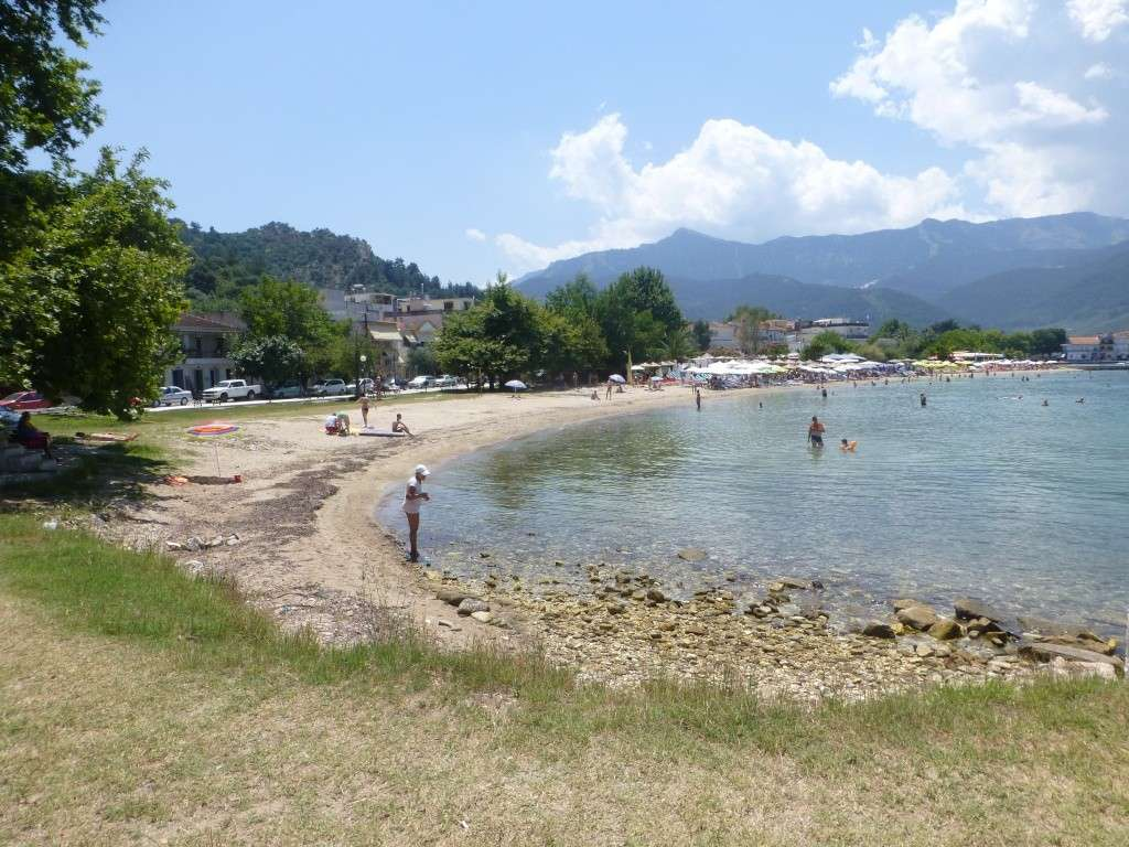 Greece, Island of Thassos, 2014 Part 1 07314