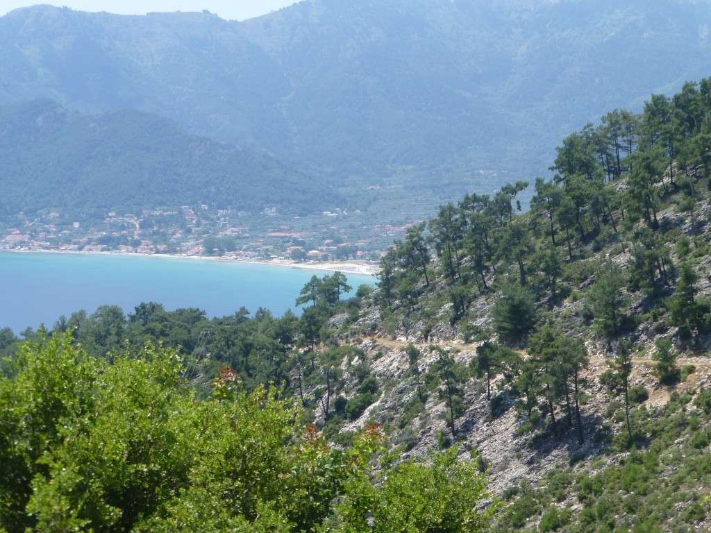 Greece, Island of Thassos, 2014 Part 1 07611