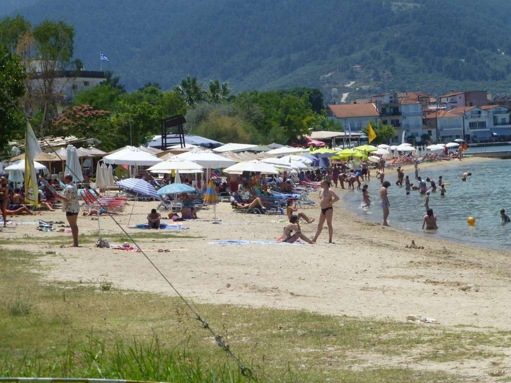 Greece, Island of Thassos, 2014 Part 1 07613