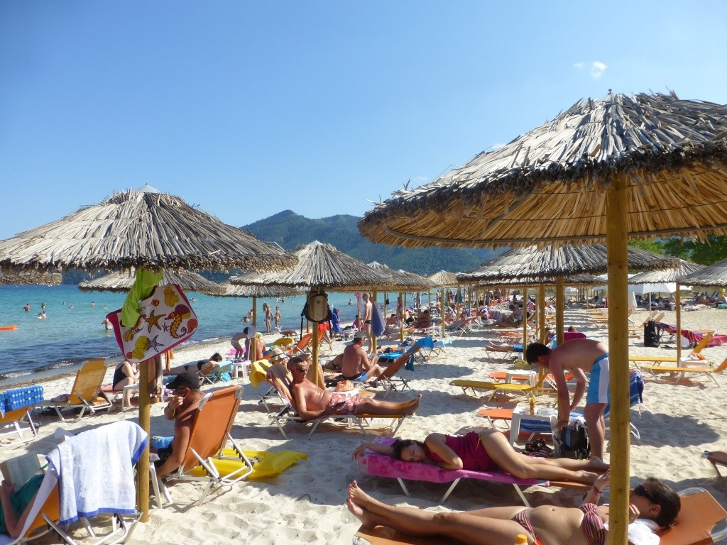 Greece, Island of Thassos, 2014 Part 1 07811