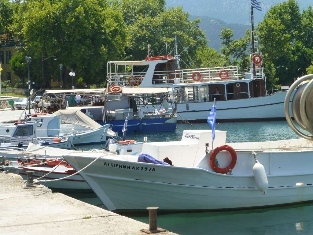 Greece, Island of Thassos, 2014 Part 1 08113