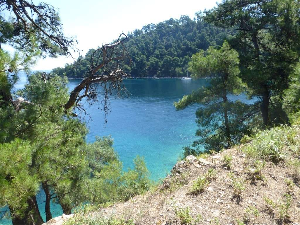 Greece, Island of Thassos, 2014 Part 1 08311