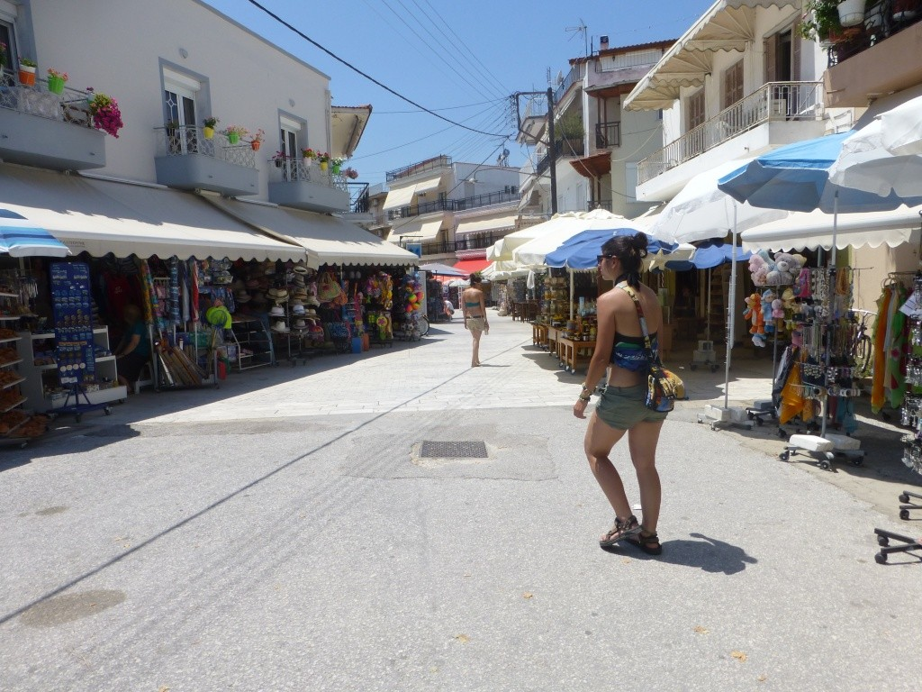 Greece, Island of Thassos, 2014 Part 1 08413