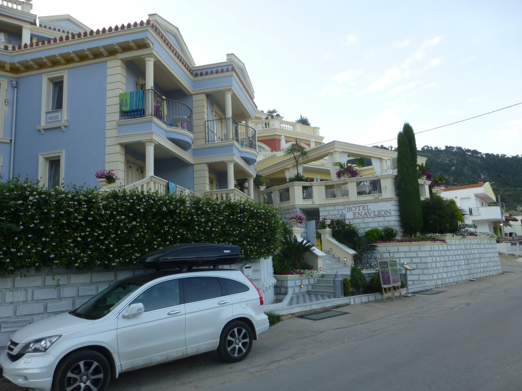 Greece, Island of Thassos, 2014 Part 1 08610