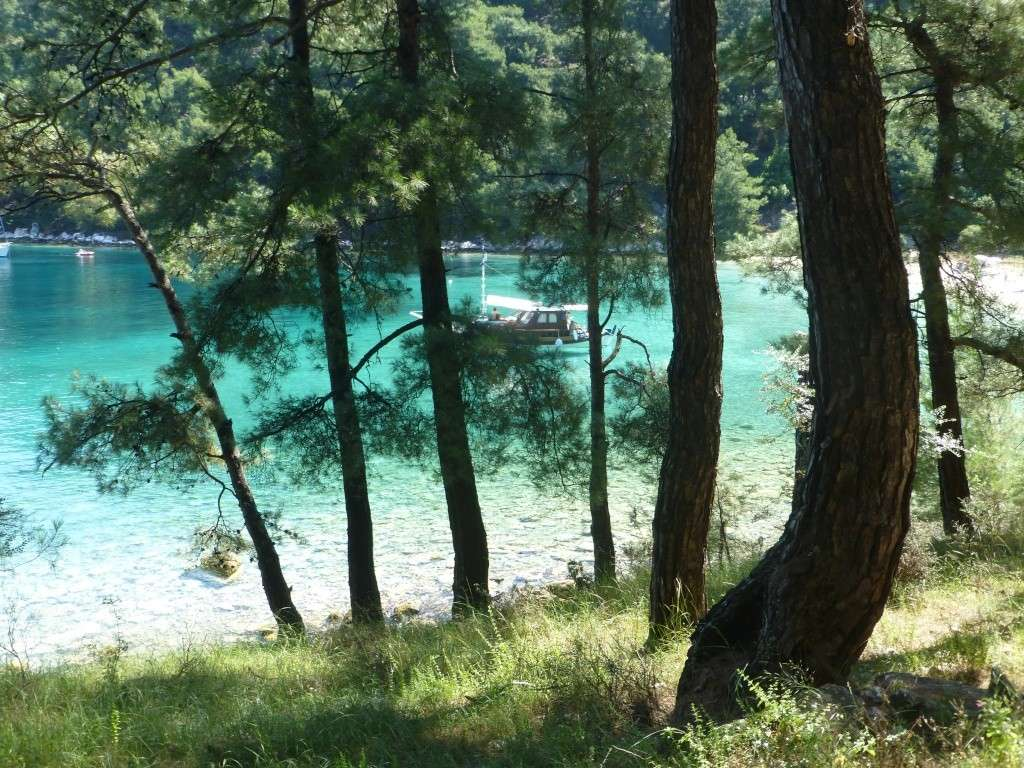 Greece, Island of Thassos, 2014 Part 1 08613