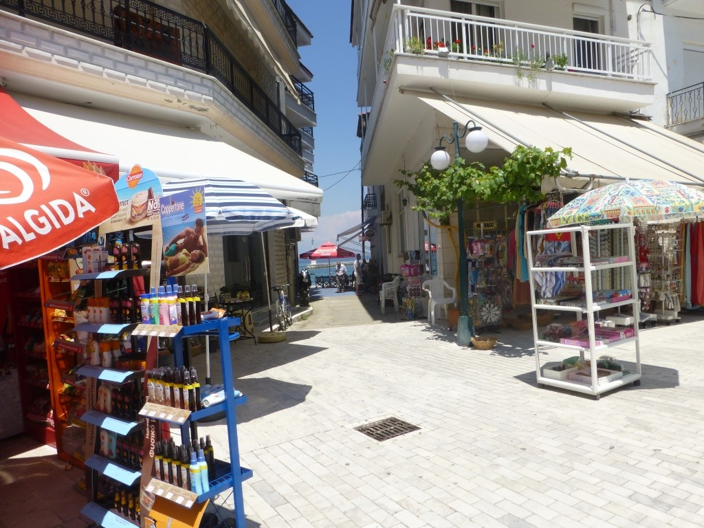 Greece, Island of Thassos, 2014 Part 1 08614