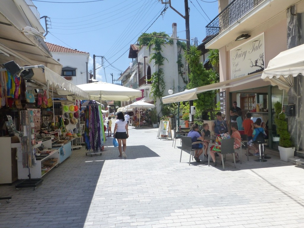 Greece, Island of Thassos, 2014 Part 1 08712
