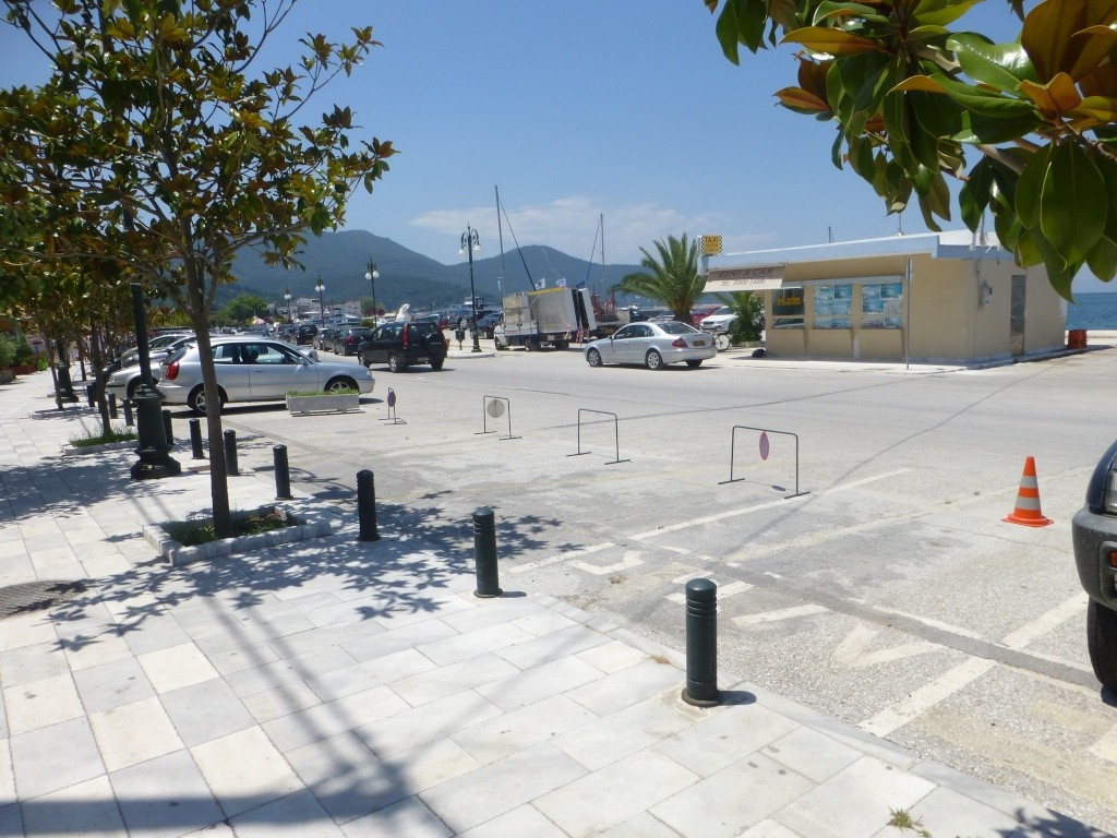Greece, Island of Thassos, 2014 Part 1 09012