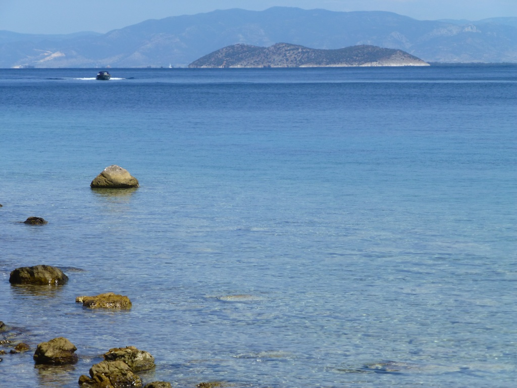 Greece, Island of Thassos, 2014 Part 1 09111