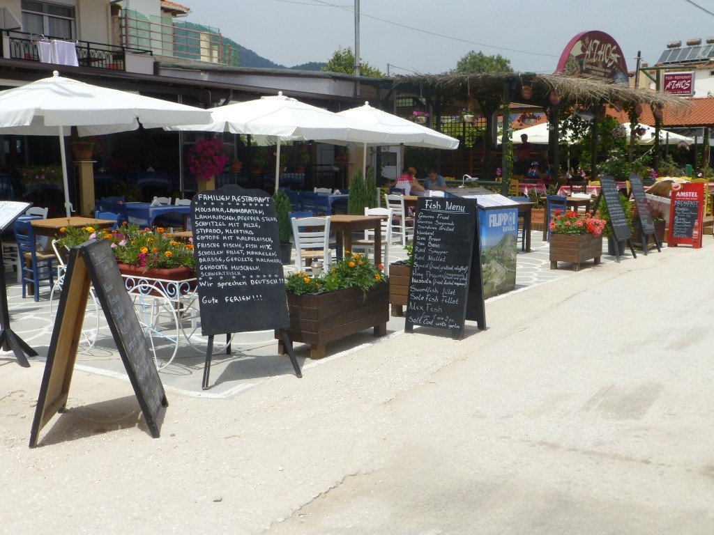 Greece, Island of Thassos, 2014 Part 1 09312