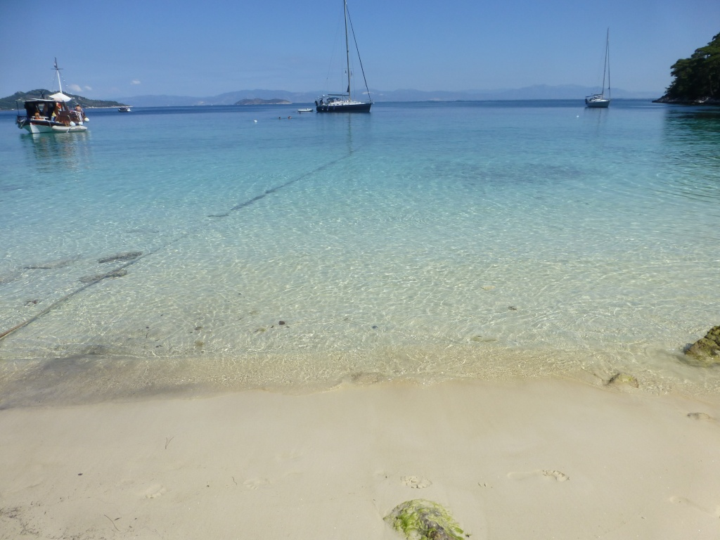 Greece, Island of Thassos, 2014 Part 1 09512