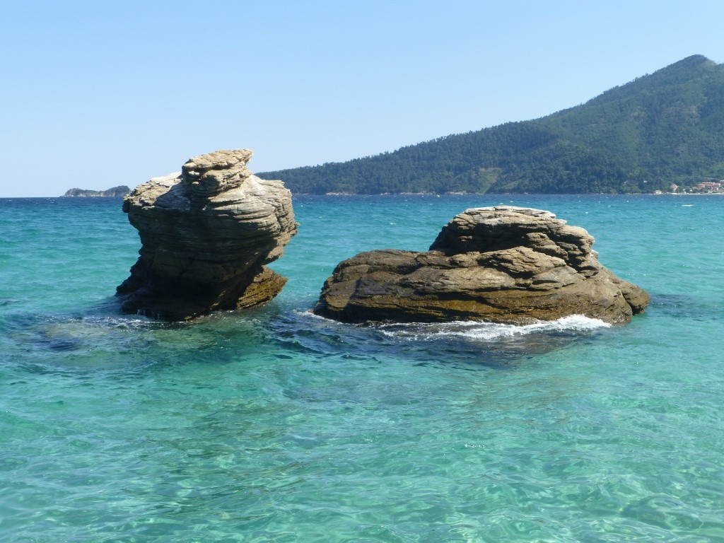Greece, Island of Thassos, 2014 Part 1 09710