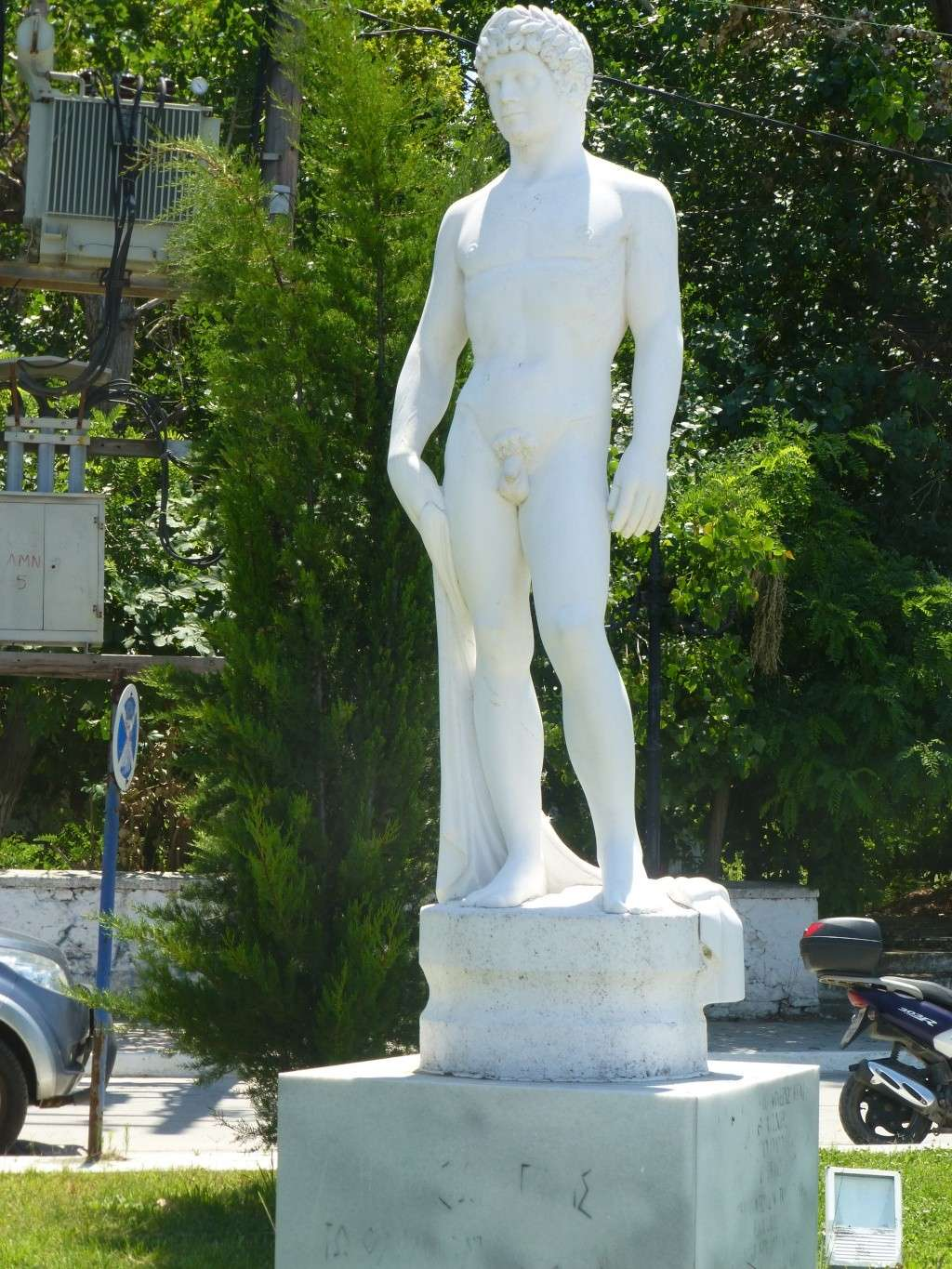 Greece, Island of Thassos, 2014 Part 1 09712