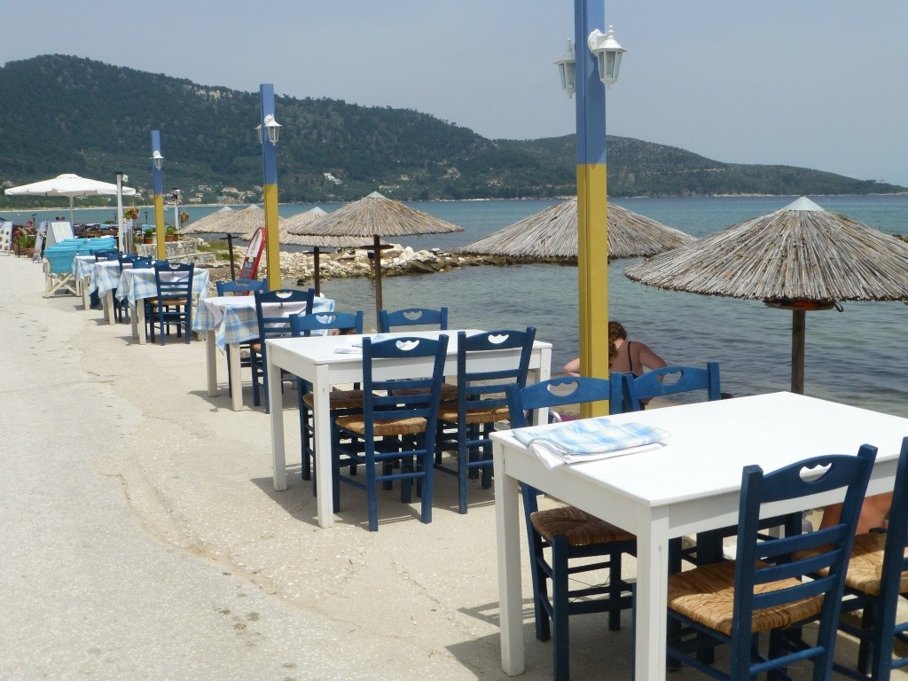 Greece, Island of Thassos, 2014 Part 1 09910